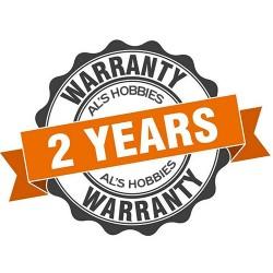 Al's extended 2 year Warranty DX6R,9,18,iX12,20 (ALS2YRWARRANTY3)