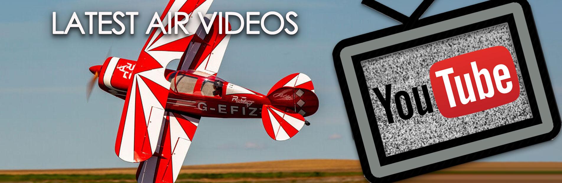 latest air videos