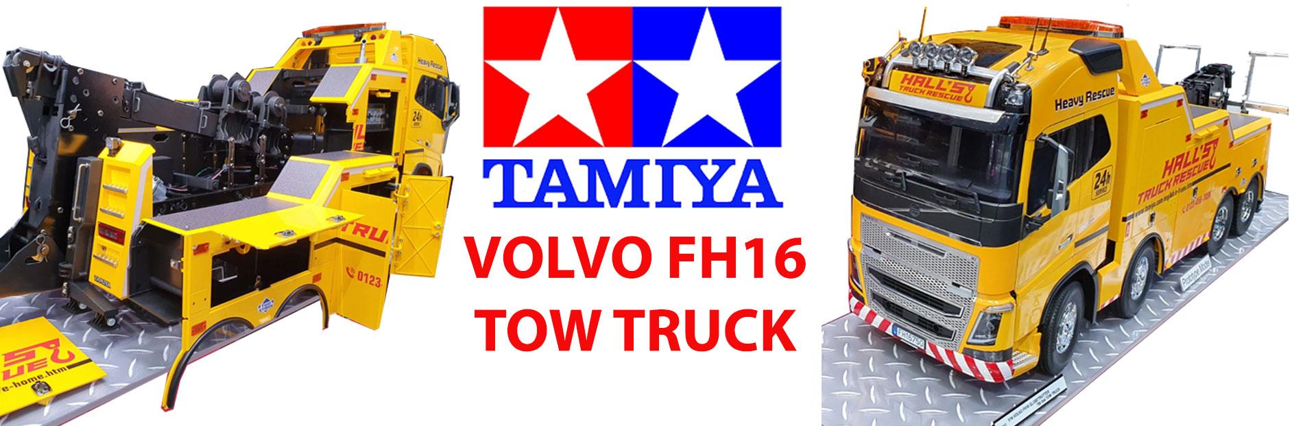 tow truck banner