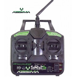 Absima SR2S Combo 2.4Ghz 2 Channel (2000021)
