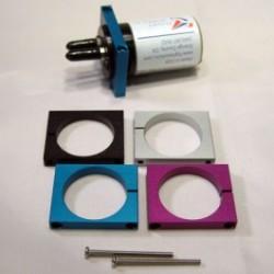 AlsZone Anodized Aluminium Turbine Fuel Pump Mount (39826)