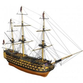Billing Boats 1/75 H.M.S Victory 3 Deck Warship (B498)