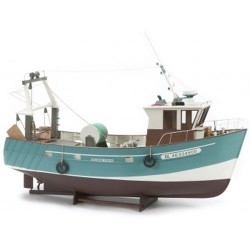 Billing Boats 1/20 Boulogne Etaples (B534)
