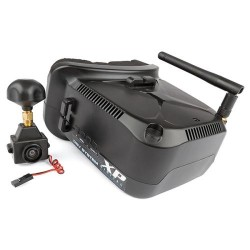 TEAM ASSOCIATED XP DIGITAL DSV SYSTEM (FPV GOGGLE & CAMERA SET) (AS29290)