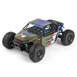 TEAM ASSOCIATED NOMAD DB8 BODY GREEN (AS89606)