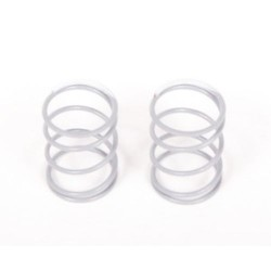 Axial Duel Rate Springs White 12.5X20mm 4.32Bs/In Soft (AX30201)
