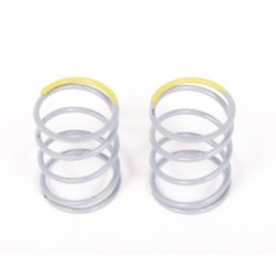 Axial Duel Rate Springs Yellow 12.5X20mm 6.53Bs/In Firm (AX30203)