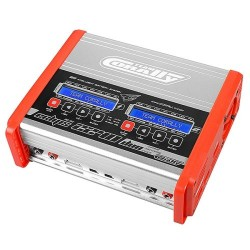 TEAM CORALLY CHARGER ECLIP S 2240 DUO AC/DC 240W POWER (C-48490)
