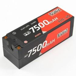 CENTRO HV 4S 7500MAH 15.2 110C HARDCASE LIPO BATTERY 5.0MM (C5075)
