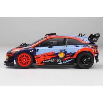 CARISMA GT24 I20 HYUNDAI WRC 4WD 1/24 MICRO RALLY RTR (CA80168)