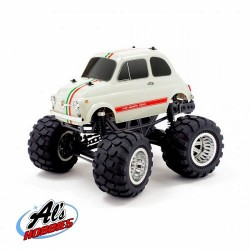 CEN Q-SERIES FIAT ABARTH 595 1/12 SOLID AXLE RTR TRUCK RTR (CEN8912)