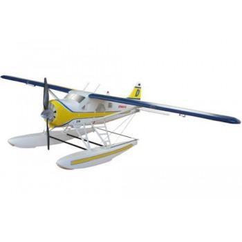 DYNAM DHC-2 BEAVER 1500MM RTF w/6-AXIS/ABS GYRO (DYN8961-SRTF)