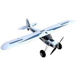 DYNAM PRIMO TRAINER RC PLANE 1450mm RTF with 6-AXIS/ABS GYRO (DYN8971-SRTF)