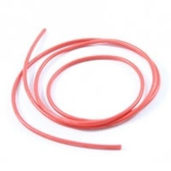 ETRONIX 12swg SILICONE WIRE RED (100cm) (ET0670R)