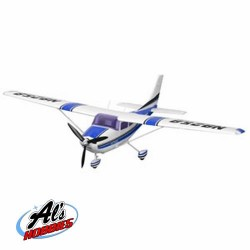 FMS CESSNA 182 SKY TRAINER RTF 1400mm with REFLEX GYRO (FMS007R-REF)