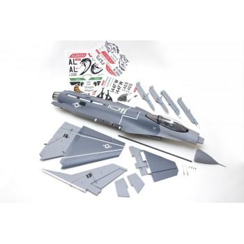 FMS 875MM F16 70MM EDF V2 ARTF GREY w/o TX/RX/BATT (FMS102P-SA)