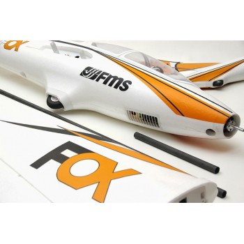 FMS 3000MM FOX GLIDER ARTF w/o TX/RX/BATT (FMS107P)