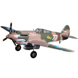 FMS 1400MM P-40B FLYING TIGER SUPER SCALE ARTF WARBIRD w/o TX/RX/BATT (FS0218)