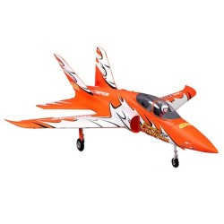FMS SUPER SCORPION 90MM EDF ARTF w/o TX/RX/BATT - ORANGE (FS0232O)