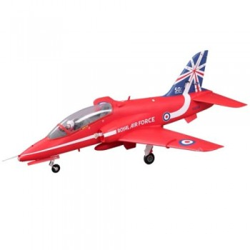 FMS 1042MM RED BAE HAWK 80MM EDF ARTF (FS0233R) RED ARROW  (FS0233R)