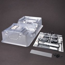 GMADE SAWBACK CLEAR BODY SET (GM40020)
