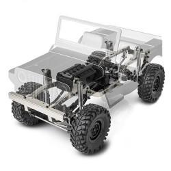 GMADE GS01 SAWBACK 4WD 1/10 SCALE ROCK CRAWLER KIT (GM52000)