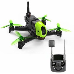 HUBSAN X4 JET RACING DRONE w/HT012D TX and GOGGLES (H123D)