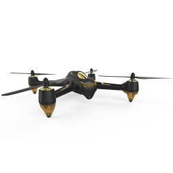 HUBSAN 501S X4 BLACK FPV DRONE W/GPS 1080P, 1KEY, FOLLOW ME and HEADLESS  (H501S)