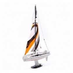 HOBBY ENGINE RC RADIO CONTROL NOBLE SAILBOAT 2.4 GHZ (HE0318)