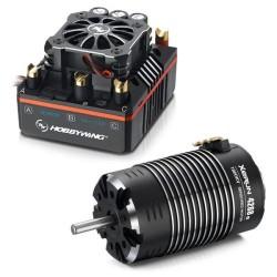HOBBYWING COMBO (D) XR8 PLUS ESC and 4268SD 2200KV MOTOR (HW38020424)