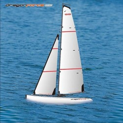 JOYSWAY DRAGON FORCE 65 V6 VERSION RTR SAILING YACHT (JY8815)