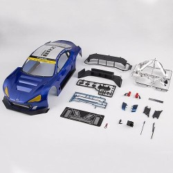 KILLERBODY SUBARU BRZ R&D SPORT BLUE PAINTED BODY KIT (KB48737 )