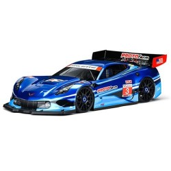 PROTOFORM CHEVROLET CORVETTE C7.R CLEARBODY FOR 1:8 GT  (PL1551-40)
