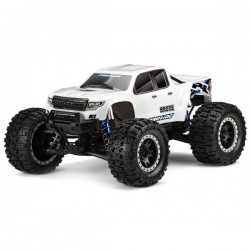 PROLINE PRE CUT BRUTE BASH ARMOUR BODY (WHITE) FOR X-MAXX (PL3513-17)