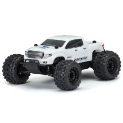 PRO-LINE PRECUT BRUTE BASH ARMOUR WHITE BODY PRO-MT/STAMP (PL3518-15)