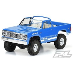 PROLINE 1977 DODGE RAMCHARGER CLEAR BODY FOR 313MMM CRAWLER (PL3525-00)