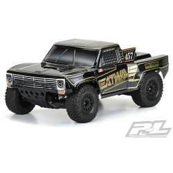 PROLINE PRE-CUT 1967 FORD F100 HEATWAVE ED. TOUGH BLACK SLASH (PL3551-18)