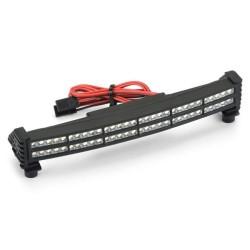 PRO-LINE DBL ROW SUPERBRIGHT 6  LIGHT BAR 6V-12V CURVED (PL6276-05)