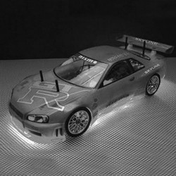 RC Neon White Under Car Lighting Kit  (RC200W)