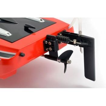 VOLANTEX RACENT ATOMIC 70CM BRUSHLESS RACING BOAT RTR (RED) (V792-4R)