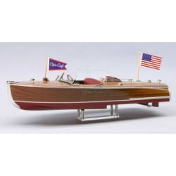 Dumas Chris-Craft 16 ft Hydroplane 1941 Kit 24ins (5501708)