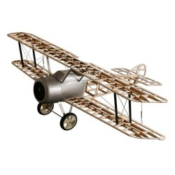 ELE-RC Dancing Wings S11 EP Camel Balsa KIT (1.5M) Plus Motor/ESC/Servo (S1104)