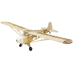 ELE-RC Dancing Wings S14 EP J3 CUB Balsa KIT (1.8M) Plus Motor/ESC/Servo (S1404)