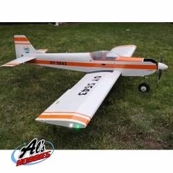 ELE-RC Dancing Wings T-30 EP & GP Training Plane Balsa KIT (1.4M) (T3001)