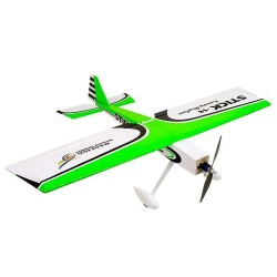 ELE-RC Dancing Wings TCG14 STICK-14 Sports Aeroplane ARF Plus Motor/ESC/Servo (TCG1404)
