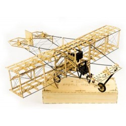 Dancing Wings  VS11 Curtiss Pusher 500mm (95% Assembled) (VS11)