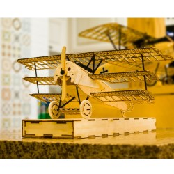 Dancing Wings VX11 Fokker-DR1 Scale 1/18 (VX11)