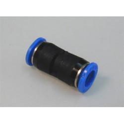 Festo Straight Connector, 6mm Festo to 6mm Festo (QSM-6)