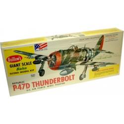 Guillows REP P-47 Thunderbolt 30.75 (G1001)