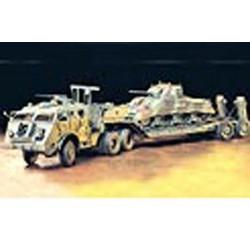 TAMIYA Tank Transporter Dragon Wagon (35230)